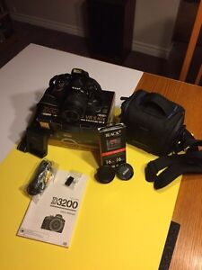 Nikon D3200 camera for sale, Brand New