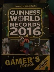Guinness world records 2016 Gamers Edition