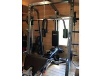 Body Max Multi Gym with Weights & Accessories