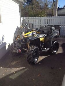 ***2010 CAN AM RENEGADE 800XXC***