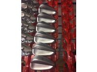 PING i BLADE IRONS 5-PW YELLOW DOT. STIFF FLEX NEW/MINT CONDITION