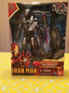 Ironman Iron Man War Machine Power Armored Avenger