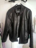 Cuir Dimitri Leather Jacket - Medium