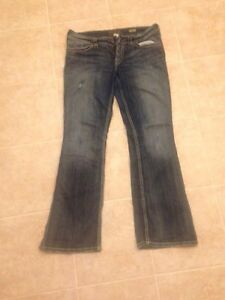 """New Price"" Silver Jeans"