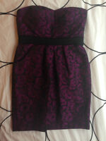 BCBG Max & Cleo Prom Dress, Size 10/12 - BRAND NEW!