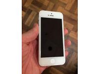 Iphone 5c 16gb Unlocked White Edition