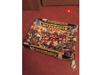 Warhammer 40k 40000 figures and box