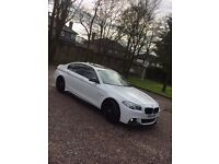 2014 BMW 535D M SPORT AUTO FULL M PERFORMANCE KIT