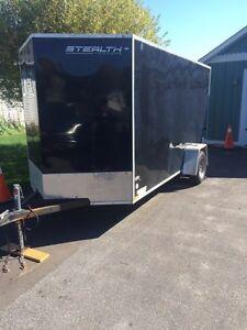 2015 Stealth 6x12 trailer