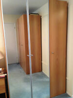 3 Sturdy Practical Clothes Wardrobes