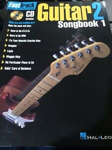 FastTrack Guitar Lesson and Song Books Stratford Kitchener Area image 8