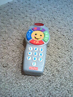 Fisher Price Click n' Learn Remote