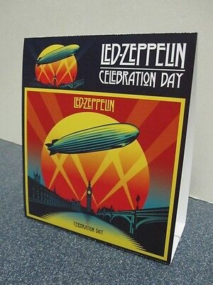 LED-ZEPPELIN 2012 Atlantic Records Celebration Day promo counter display New