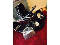 Silver Cross surf travel system ++essentials pack ++ isofix