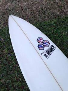 """Al Merrick surfboard Rookie 6'1""""  Perfect condition. Newcastle Newcastle Area Preview"""