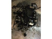 Vw sharan 1.9 tdi 130 6speed engine/box golf bora Passat