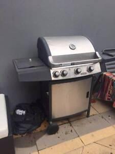 3 Burner BBQ (Jumbuck) w/ wok burner South Yarra Stonnington Area Preview