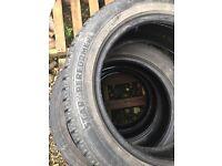 Corsa winter tyres 195/55 R16