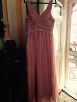 Mother of the bride or bridesmaid dress