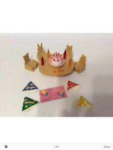 Baby Calico Critters/Sylvanian Families Birthday Party Set London Ontario image 1