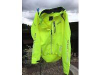 Hi-viz bike jacket
