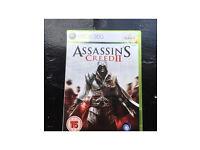 Assassins creed 2 X Box 360