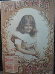 """""""Old Style"""" Tin Sign Remembrance of the Olden Days-NEW!"""