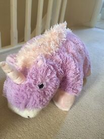 pillow pet unicorn VERY GOOD Condition pet/smoke free home girls toys presents
