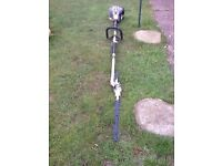TITAN PETROL HEDGE TRIMMER GOOD COND WORKS GREAT CB5 £65