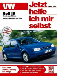 reparaturanleitung vw golf 4 ebay. Black Bedroom Furniture Sets. Home Design Ideas