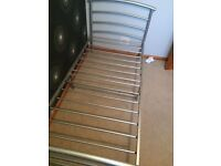 *new*single bed frame