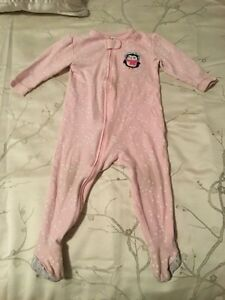 Girl's 24 Month Penguin Sleeper **READ DESCRIPTION**