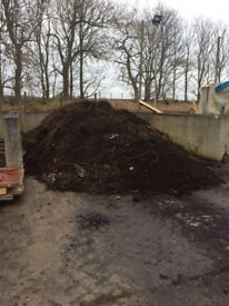 Top soil and compost free for pick up