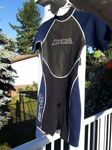 Junior Shorty Bare Wet Suit