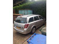 Vauxhall Astra estate life 1.6 petrol