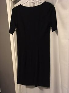 Stretch black and grey dress $40 Kingston Kingston Area image 2