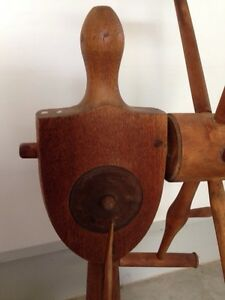 Antique Yarn  Winder from the 1800's  Peterborough Peterborough Area image 2