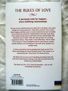 NEW !!! The Rules of Love London Ontario image 2