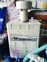 Pool Boiler and filteration system