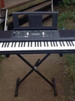 Yamaha PS-R e343 Portable Keyboard Hawkesbury Area Preview