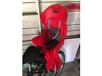 Children's bike seat