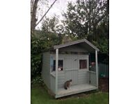 Wooden Shed / Playhouse