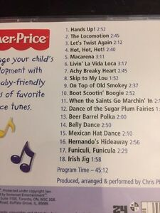 5 CD's with children's songs and baby lullabies Strathcona County Edmonton Area image 2
