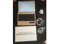 iPad Mini 2 32gb WiFi, case, keyboard, box, charger, earphones