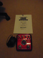 B2 Zoom Multi Effects Pedal