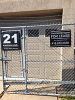 Commercial Space for Lease: 21 Raleigh Avenue