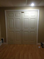 Selling two interior doors