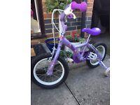 Girls (4 years+) bike