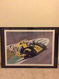 Alan jones motorsport art