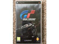 Sony PSP Game Gran Turismo.